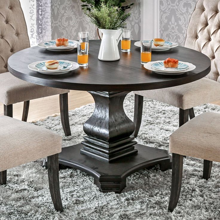 25+ Best Antique Dining Tables Ideas On Pinterest