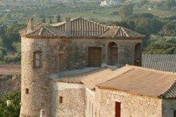 The medieval monastery of Skafidia
