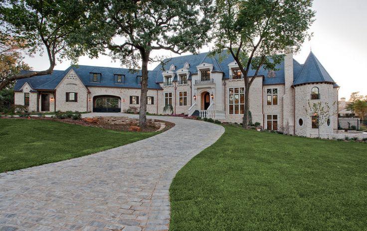 Beautiful stone mansion in westlake tx southlake