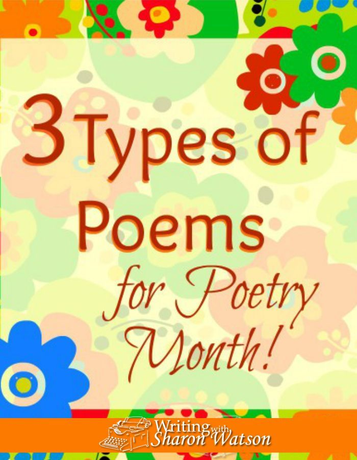 5 Cool, Fun (and Funny!) National Poetry Month Projects