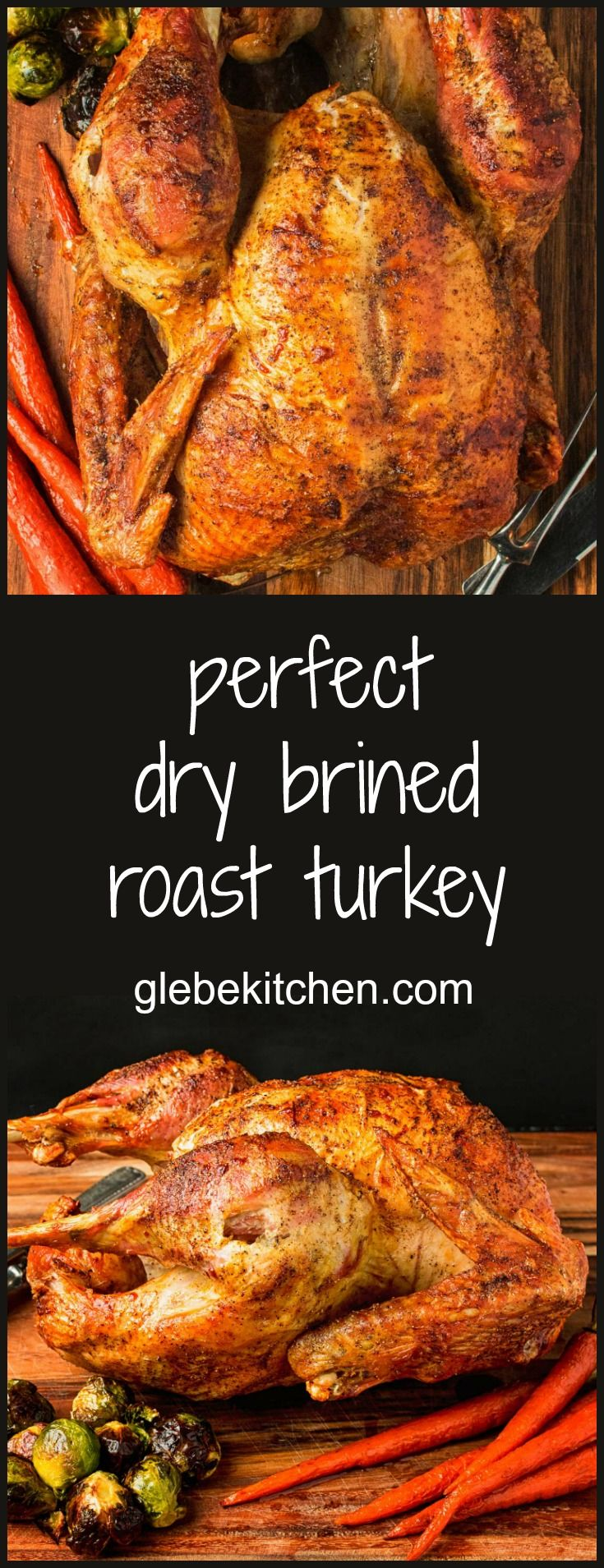 A few simple steps for perfect roast turkey every time!