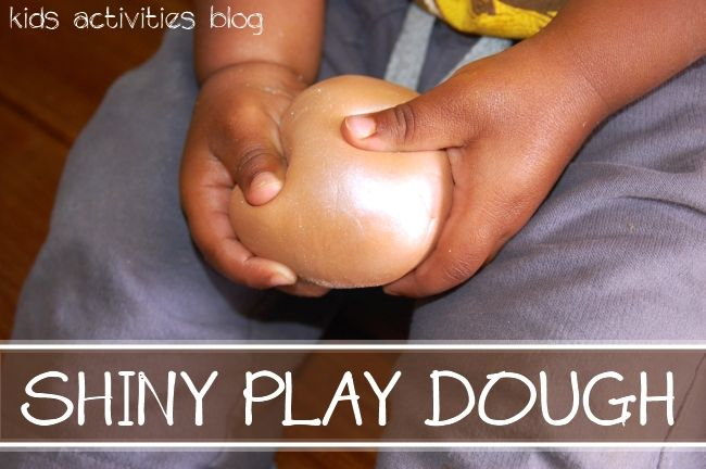 Fun Play Dough for Kids: Make is Shine!