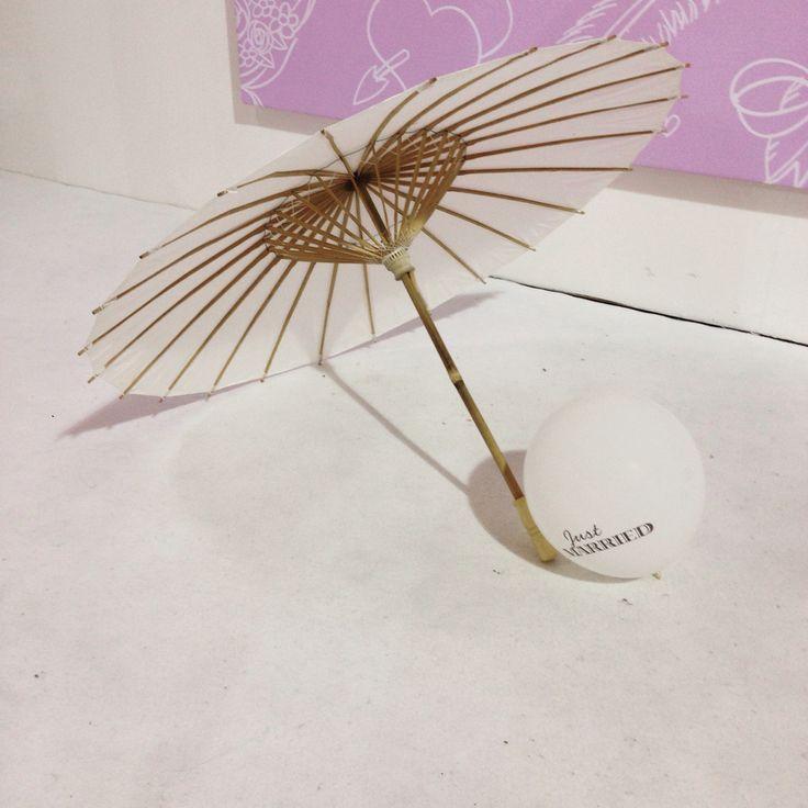 Παραδοσιακή κινεζική ομπρέλα χαρτι/μπαμπού με διάμετρο 80 εκ