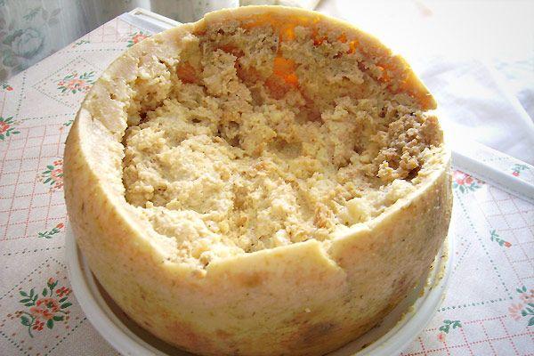 Casu Marzu, żywy ser z Sardynii