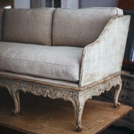 Swedish Rococo Sofa