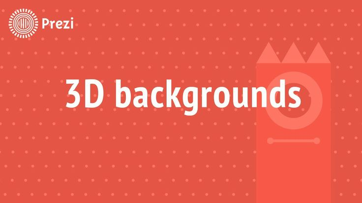how to change prezi background in prezi