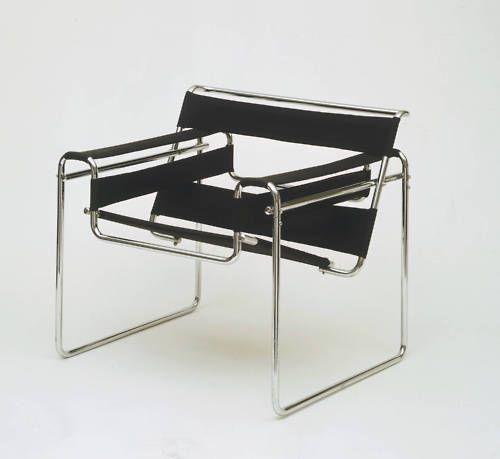 Marcel Breuer, Wassily Chair, 1927