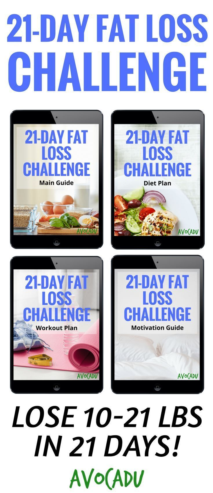Drop 10 21 Pounds In Just 21 Days With Avocadus 21 Day Fat Loss