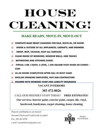 Best 25+ Pool cleaning service ideas on Pinterest Rocks in - house cleaning flyer template