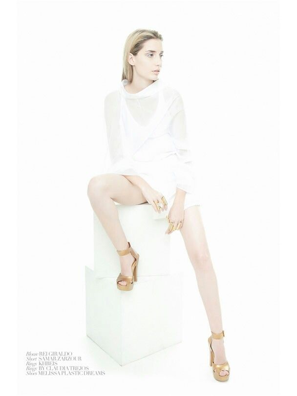Un post con mucha tendencia del cual hicimos parte, los invitamos a ver todas las fotos @Fashion, Design, Moda, diseño Radicals gracias a Gang Productora.  http://www.fashionradicals.com/2014/03/un-total-look-en-blanco-karlos-kontreras/
