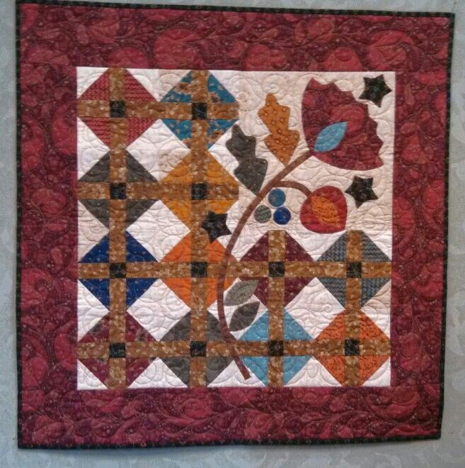 Free pattern by Kim Diehl from Henry Glass