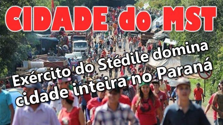 Fazendas não Bastam! Quedas do Iguaçu, no PR, é sitiada e soberania naci...100% bolsonaro!