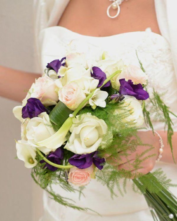 Bouquet de mariage original