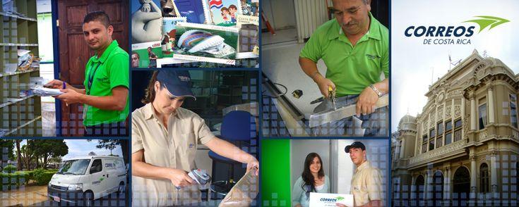 Ofertas de Empleo y Trabajo en Correos de Costa Rica