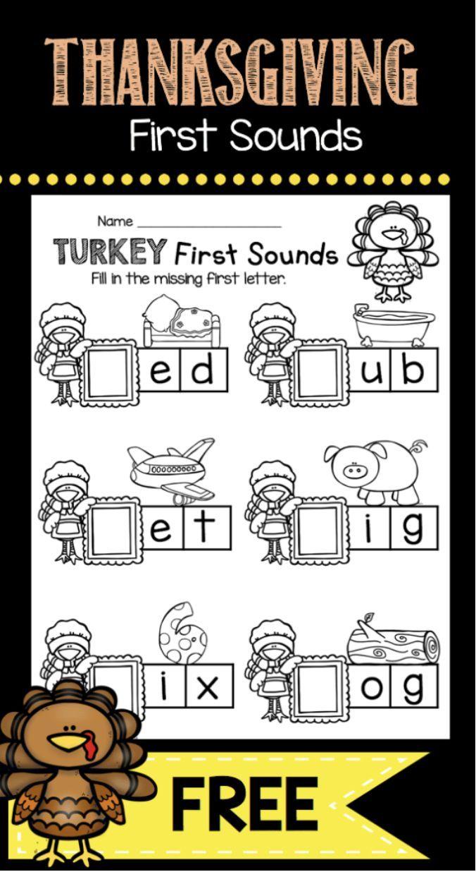 November Math And Literacy Pack Freebies Keeping My Kiddo Busy November Math Thanksgiving Activities For Kindergarten Thanksgiving Kindergarten [ 1236 x 676 Pixel ]