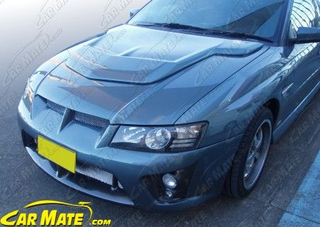 """CARMATE Holden Commodore VY Sedan """"Walkie Style"""" Bonnet Scoop - bodykits aero kits spoiler bodykit and much more carbon body kit spoilers"""