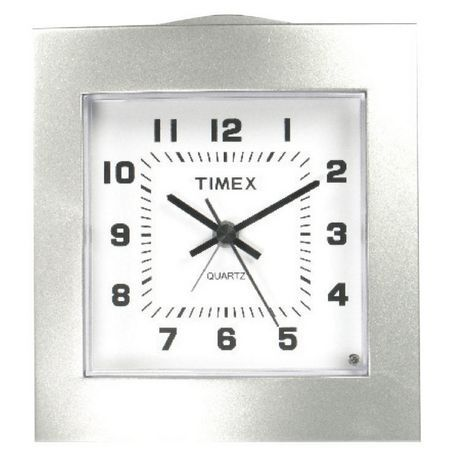 Timex Bedside/Desktop Alarm Clock Silver available from Walmart Canada. Get Jewellery & Watches online for less at Walmart.ca