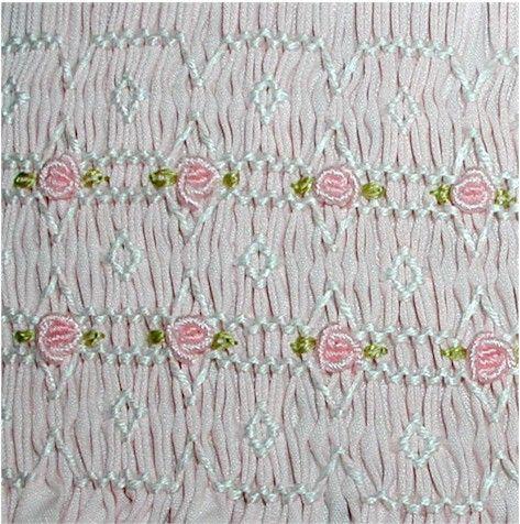 Smocking/Heirloom sewing | Ivory Spring | Page 6