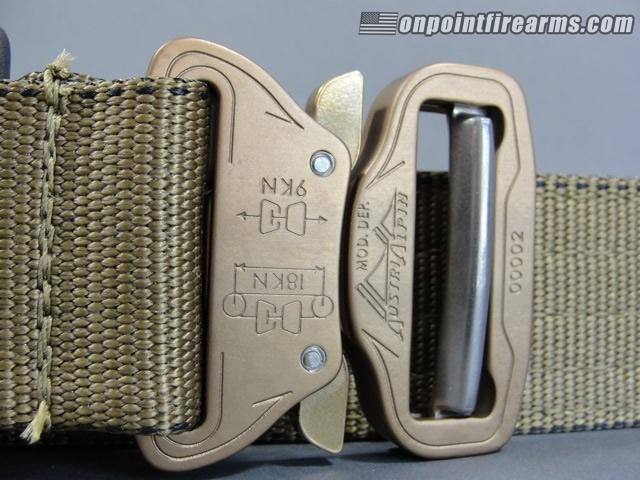 HSGI Cobra Rigger's Belt.  $59