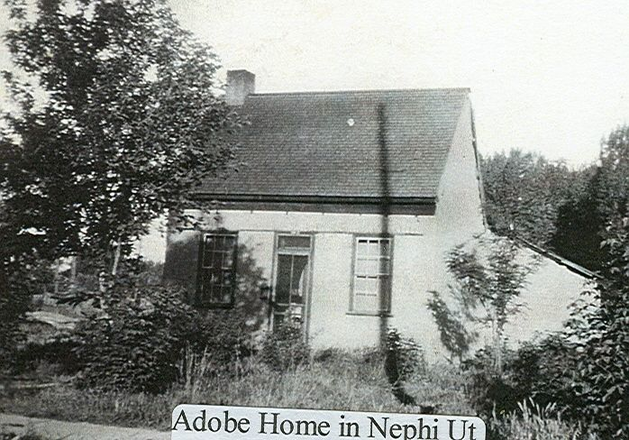 James Brigham Wright home in Nephi Utah - Photos and Stories — FamilySearch.org