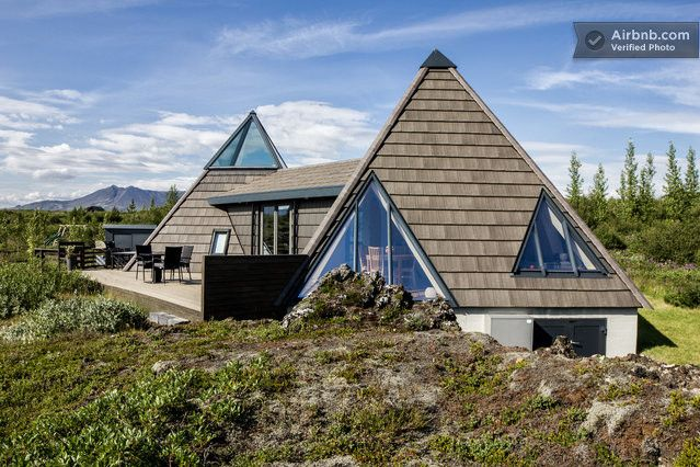 A Beautiful Cottage Close to Geysir in Laugarvatn