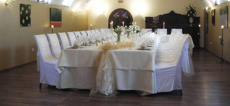 Ubytovanie Bojnice - Hotel Bojnický vínny domBojnice - miesto pre vašu svadbu