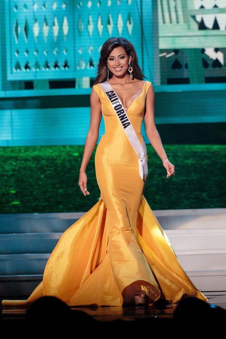 Top 10 Miss USA 2015 Evening Gowns | http://thepageantplanet.com/top-10-miss-usa-2015-evening-gowns/
