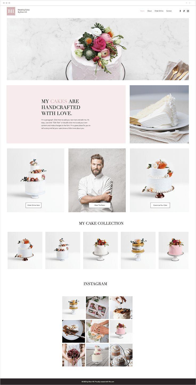 16 Nouveaux Templates Pour Creer Un Superbe Site Internet Wix Website Ideas Wix Website Wix Templates Restaurant Website Design Website Design Inspiration