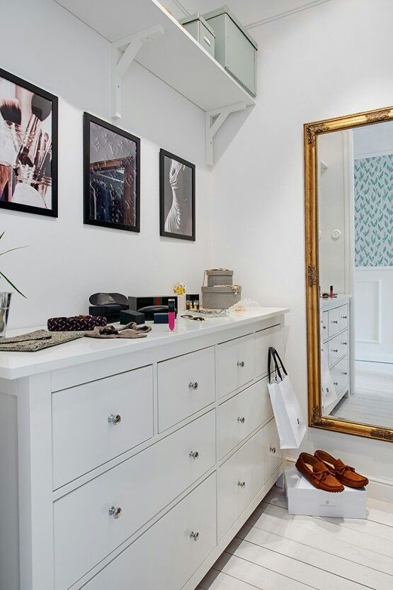 IKEA Hemnes Is A Classic Dresser, Simple, Plain And Suitable For Many  Spaces. Be Creative And Hack It According To Your Decor Style! Hemnes Can  Be Painted .