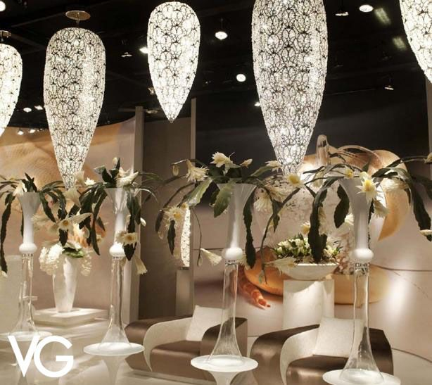 Flower Arrangements, Lighting, Furniture. Thatu0027s What We Loveu2026and We Do It