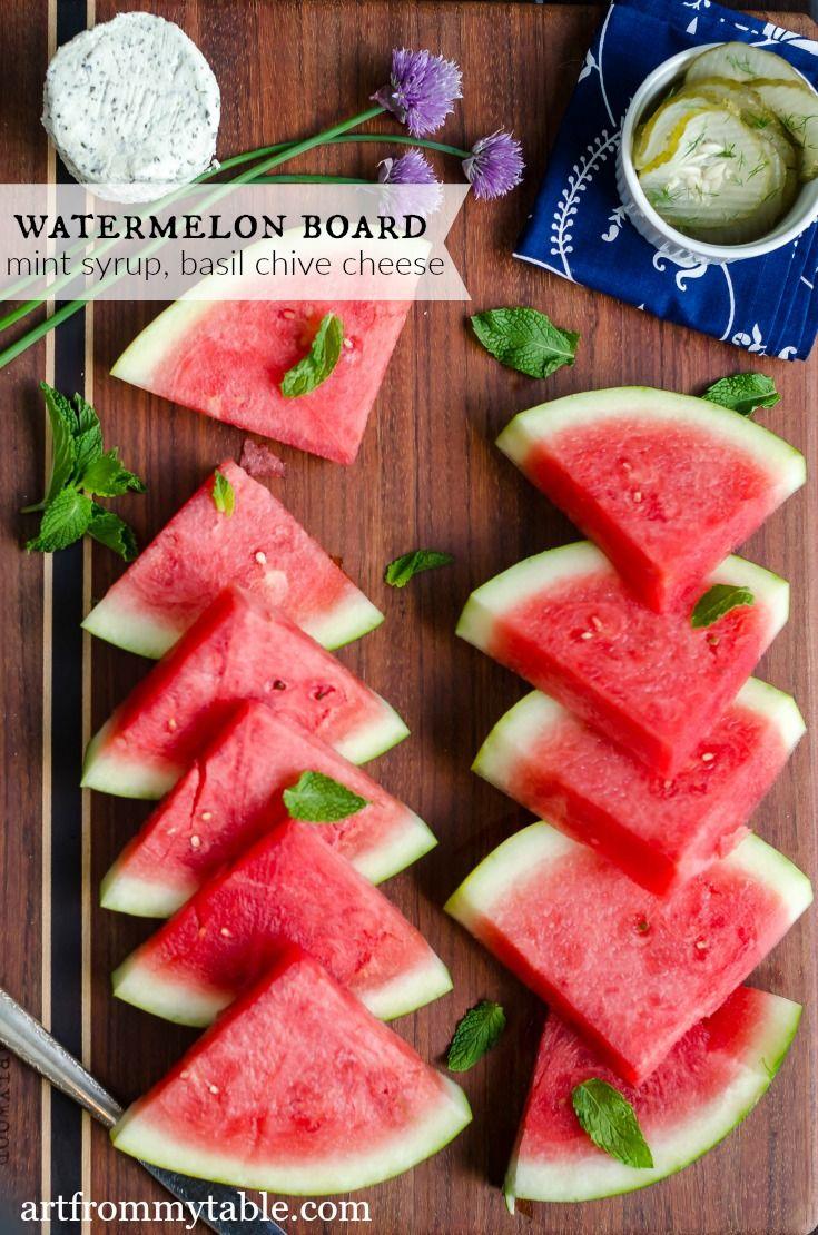 Best 25+ Watermelon appetizer ideas on Pinterest ...