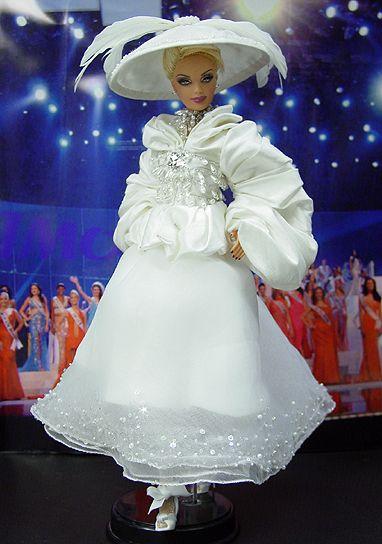 OOAK Barbie NiniMomo's Miss Michigan 2007