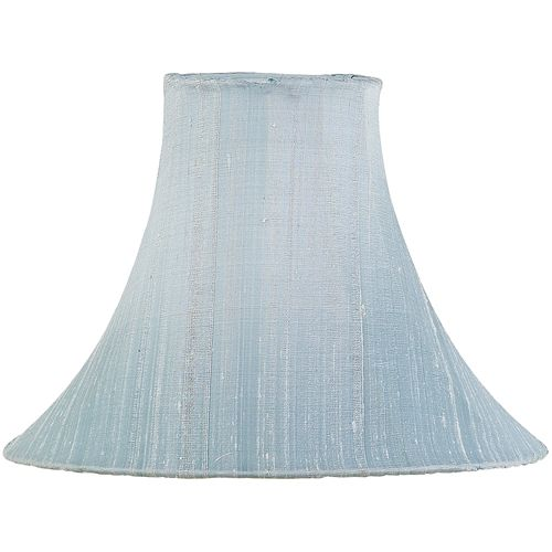14 best lamps and shades images on pinterest lampshades lamp blue silk lamp shade aloadofball Image collections