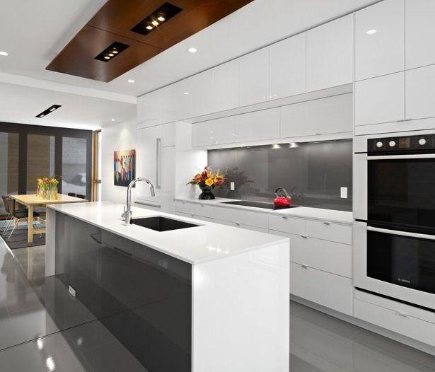 218 best modern kitchen design images on Pinterest Kitchen ideas - modern k che design