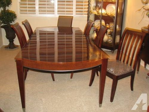 Craigslist Dining Room Table -   How to Make a Dining Room Table by Hand | The Art of Manliness - Remodelaholic | refinished dining room table  chair  Im thrilled to be here at remodelaholic today to share my dining room and a simple upholstery tutorial with you! im a new blogger over at natty by design where. Dining room table  chairs - 11 magnolia lane Damaged dining room table is painted with annie sloan pure white chalk paint & distressed w/ dark wax and sanding. chairs are recovered and…