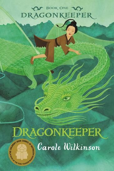Dragonkeeper (Dragonkeeper #1) by Carole Wilkinson
