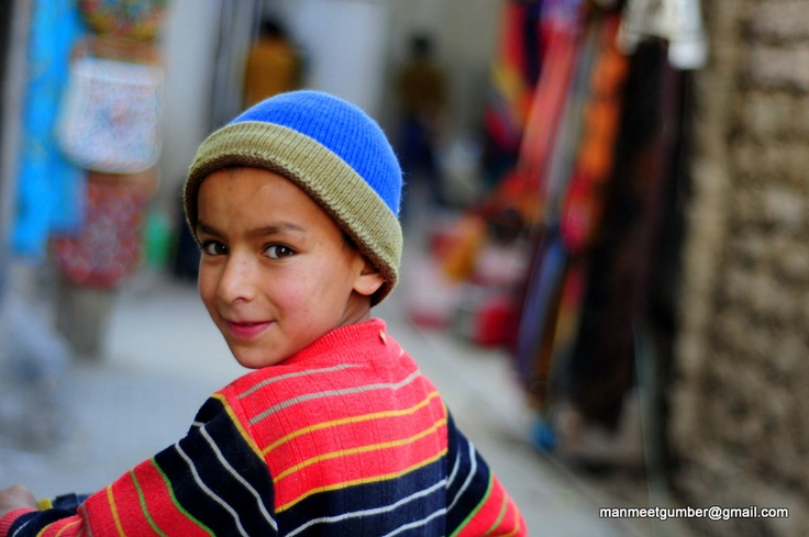 boy from Mountain