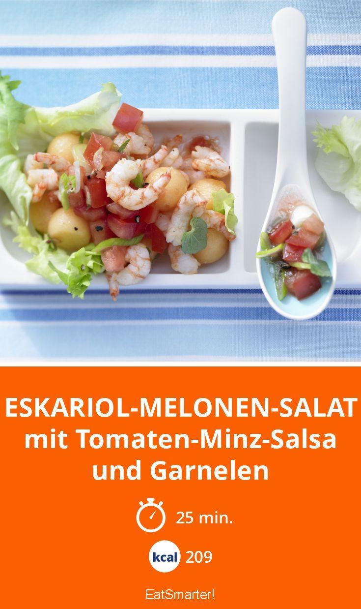 Salat garnelen kalorien