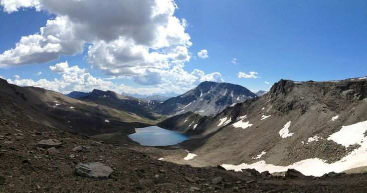 Skyline trail, Jasper- best hike of 2013