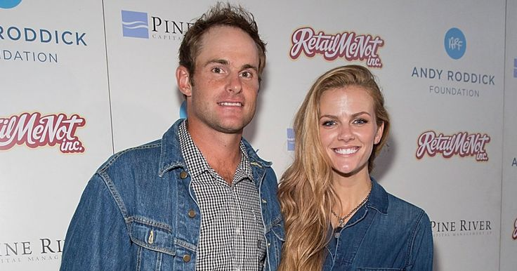 Andy Roddick Reveals Wife Brooklyn Decker Is Pregnant with Their Second Child — a Girl