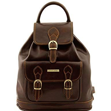 Tuscany Leather Singapore Backpack Backpacks Review