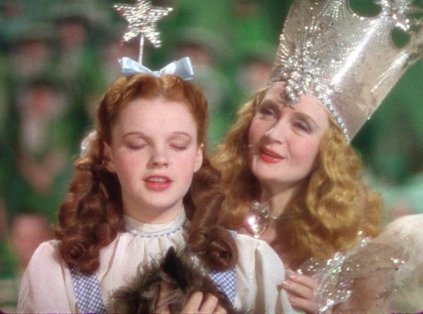 Judy Garland-The Wizard of Oz.... still watch it every year religiously
