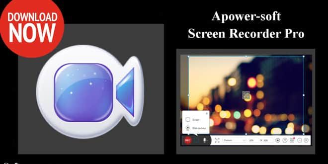 Apowersoft free screen recorder windows 7