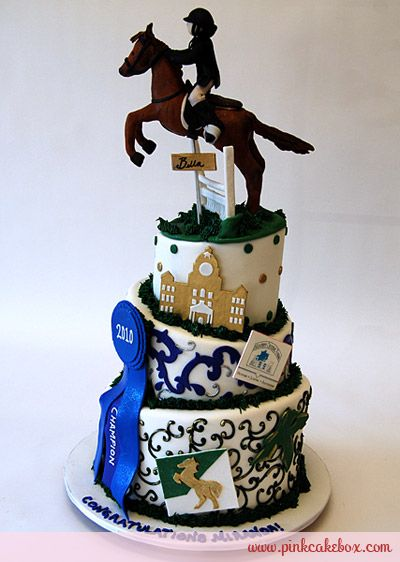 Horse Graduation Cake 187 Graduation Cakes Horse Wedding