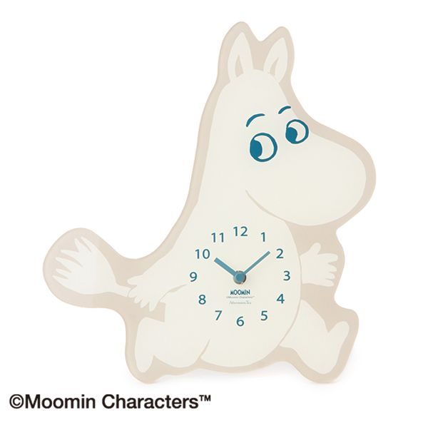 moomin wall clock