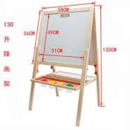 Resultado de imagen para caballete de pintura para niños