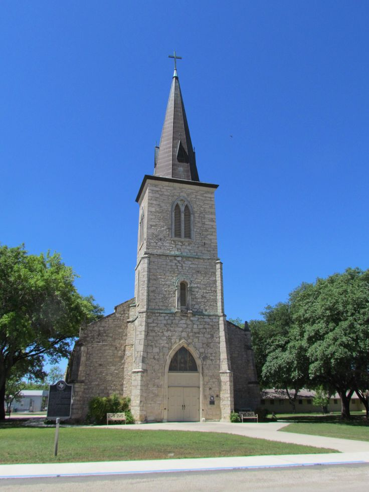 10 Best Images About Texas Churches On Pinterest