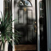 How to Replace a Double Entry Door With a Single Door & Sidelights | eHow