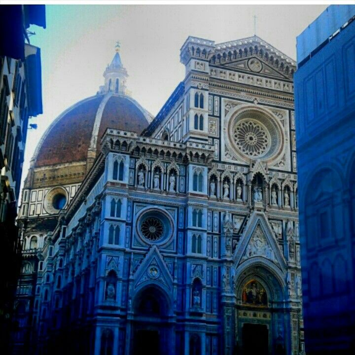 Duomo di Firenze.  Florence, Tuscany, Italy.