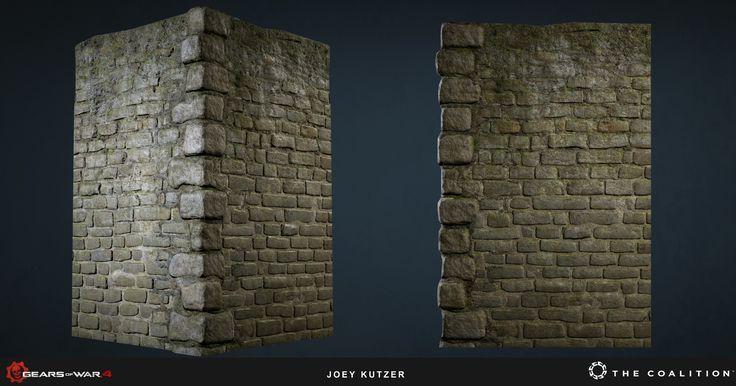 ArtStation - Gears Of War 4 - Assets, Joey Kutzer